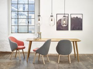 Stol Alba_Thonet design_Showroom3